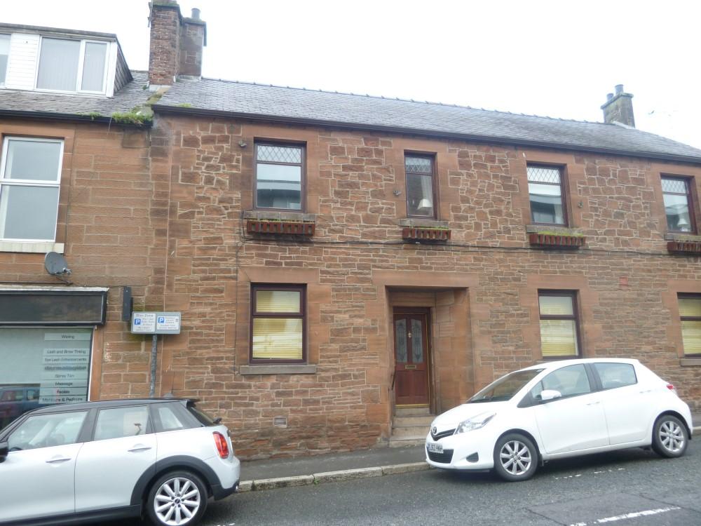 158 St Michael Street, Dumfries DG1 2PR - Braidwoods Solicitors and Estate Agents
