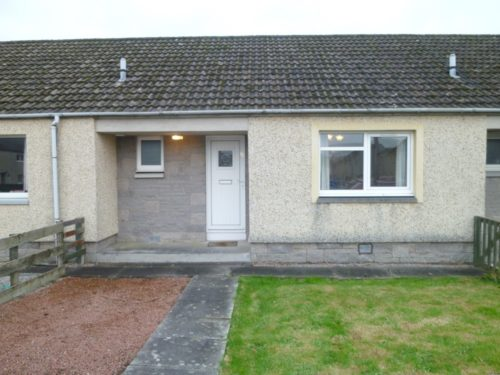 31 Glenshalloch Road, Dalbeattie DG5 4DG - Braidwoods Solicitors & Estate Agents