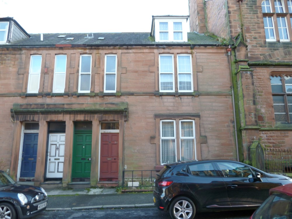 36 Rae Street, Dumfries DG1 1HX - Braidwoods Solicitors and Estate Agents