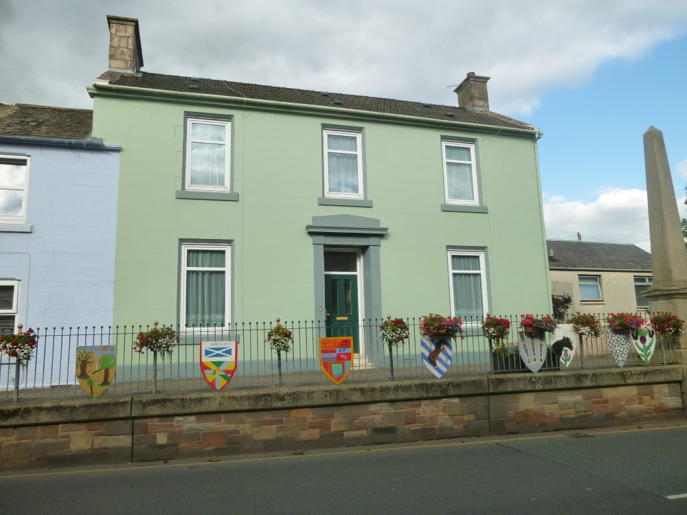 Dalblair, 83 High Street, Sanquhar DG4 6DT - Braidwoods Solicitors & Estate Agents