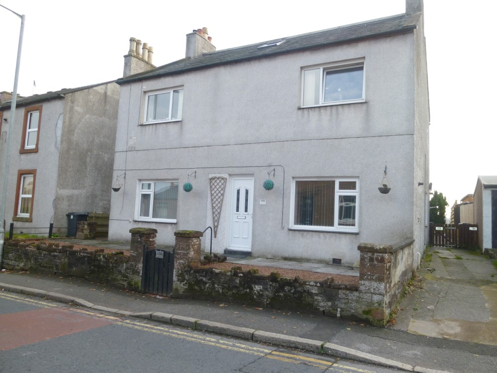 132 Lockerbie Road, Dumfries, DG1 3BN - Braidwoods Solicitors and Estate Agents