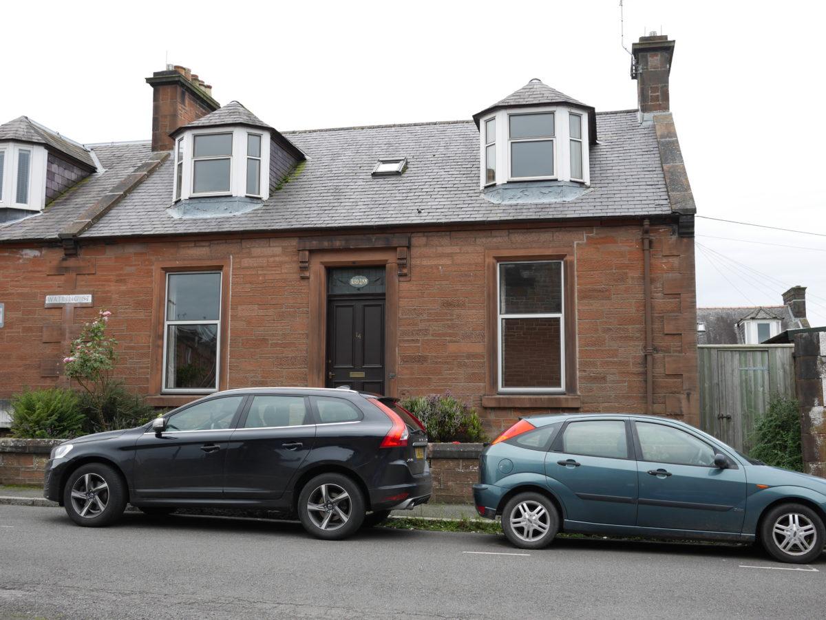 Aird Linn, 14 Watling Street, Dumfries, DG1 1HF - Braidwoods Solicitors and Estate Agents