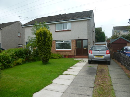 42 Calside Road, Dumfries, DG1 4HA - Braidwoods Solicitors and Estate Agents