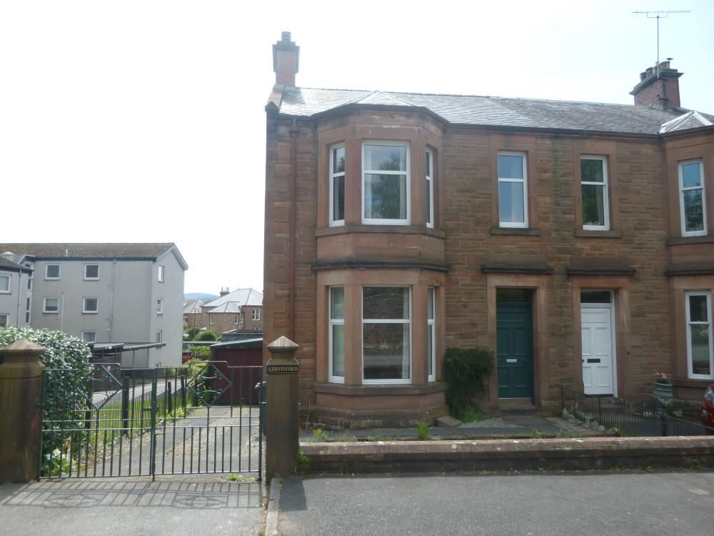 Abbotsford, 6 Hill Street, Dumfries, DG2 7AQ - Braidwoods Solicitors & Estate Agents