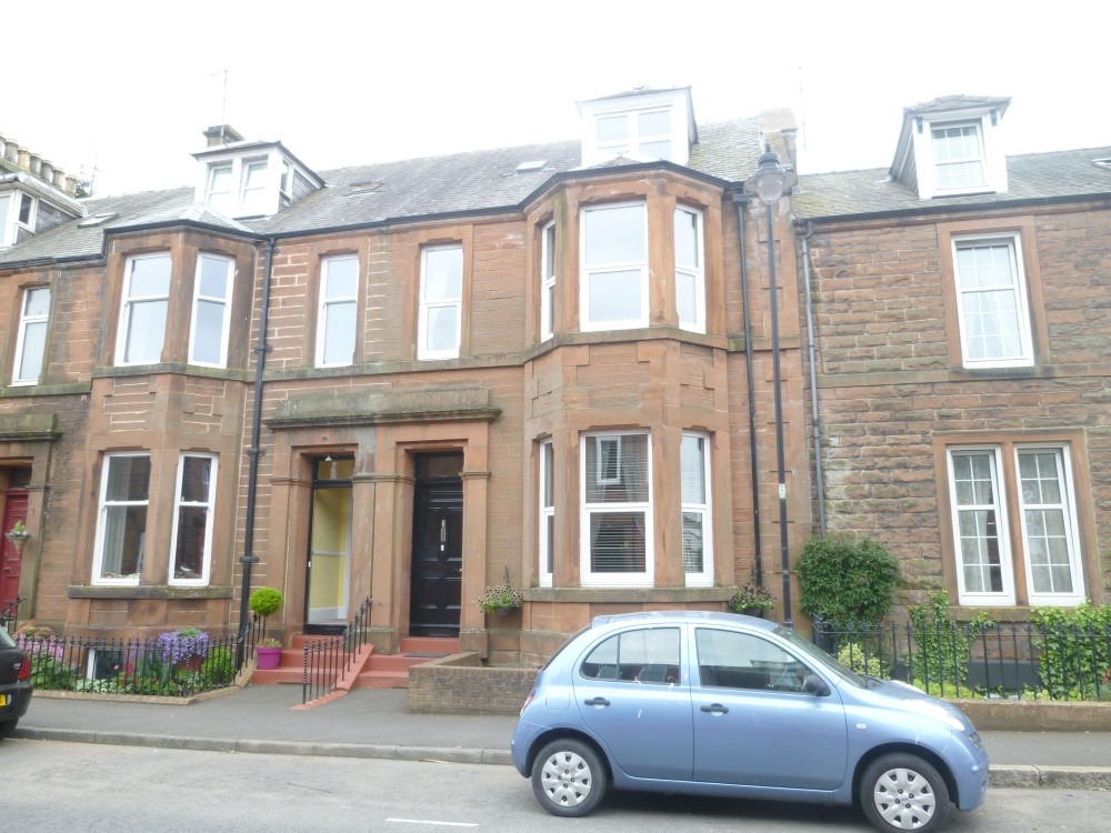 96 Queen Street, Dumfries, DG1 2JT - Braidwoods Solicitors & Estate Agents