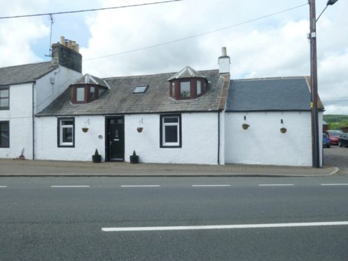 Arrochar, Crocketford, Dumfries, DG2 8RA - Braidwoods Solicitors and Estate Agents