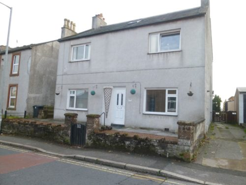 132 Lockerbie Road, Dumfries, DG1 3BW - Braidwoods Solicitors and Estate Agents