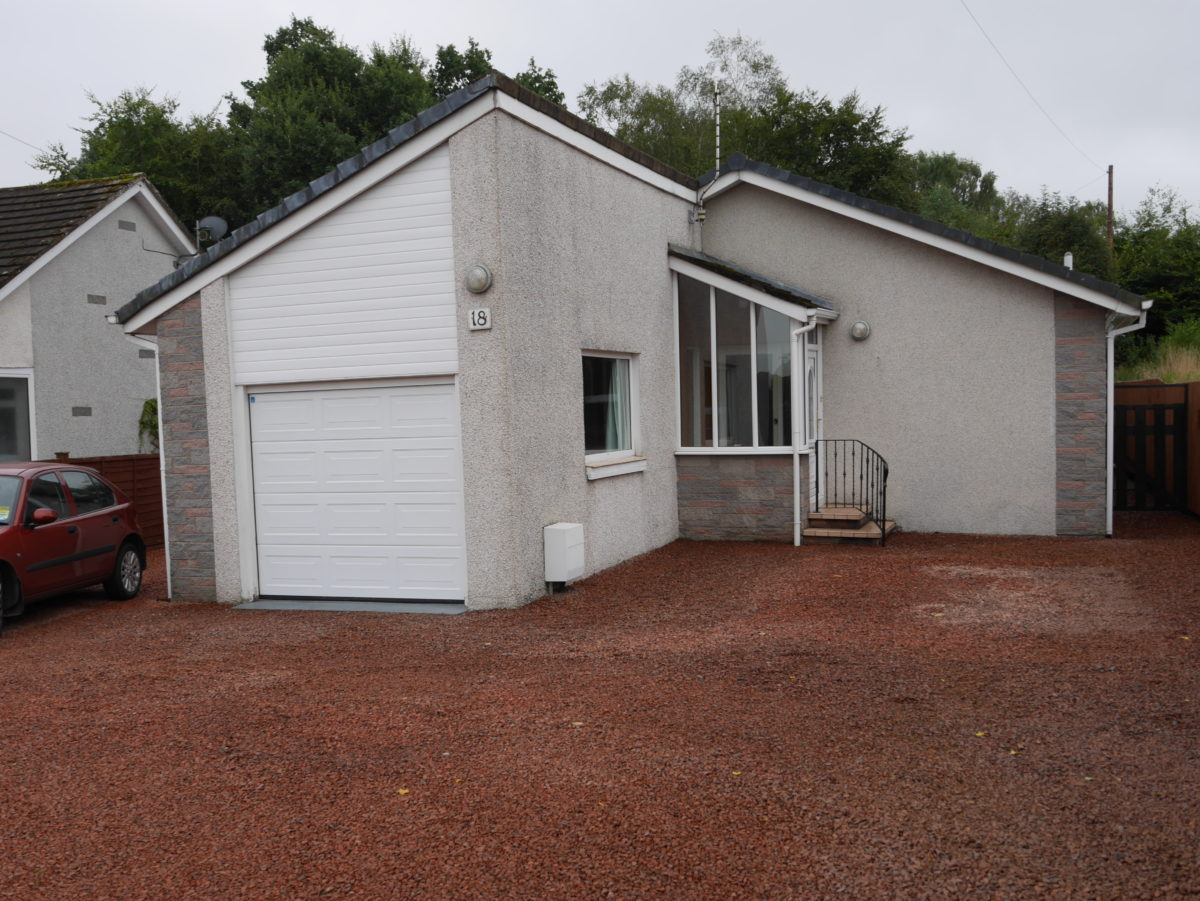 18 Tinwald Downs Road, Dumfries, DG1 1TS - Braidwoods Solicitors & Estate Agents