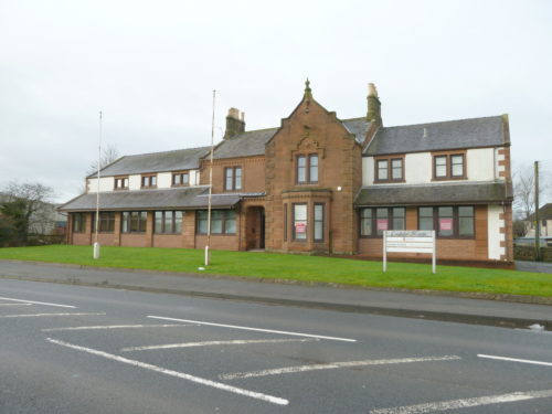 First Floor Offices at Lochar House, Heathhall, Dumfries, DG1 3NU - Braidwoods Solicitors & Estate Agents