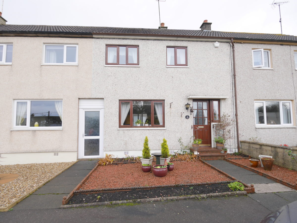 2 Lochend Terrace, Dunscore, Dumfries, DG2 0SX - Braidwoods Solicitors & Estate Agents