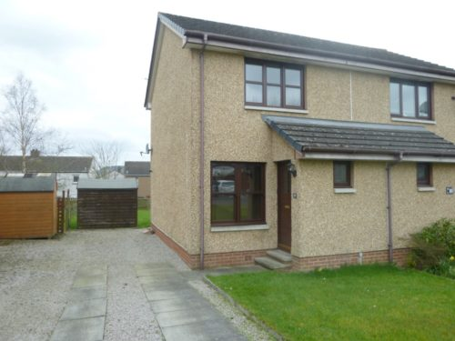 12 Glenholm Place, Kingholm Quay, Dumfries, DG1 4JQ - Braidwoods Solicitors & Estate Agents
