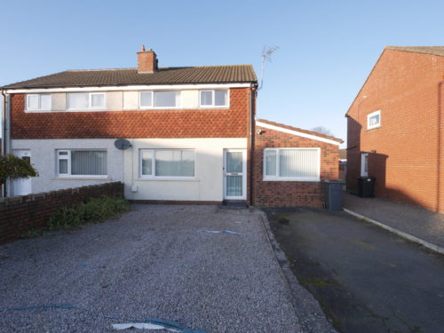27 Whinny Rig, Heathhall, Dumfries, DG1 3RJ - Braidwoods Solicitors & Estate Agents