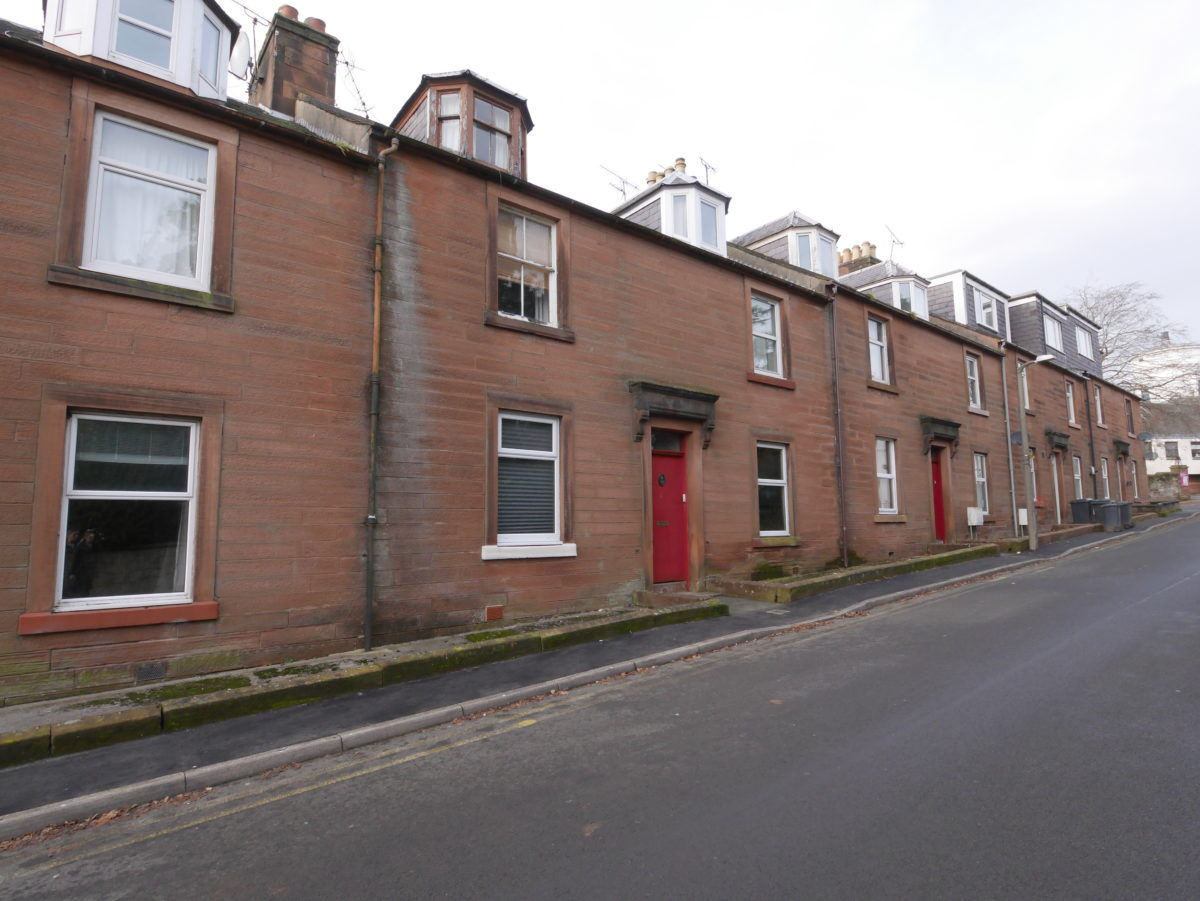 2C Westpark Terrace, Dumfries, DG2 7SU - Braidwoods Solicitors & Estate Agents