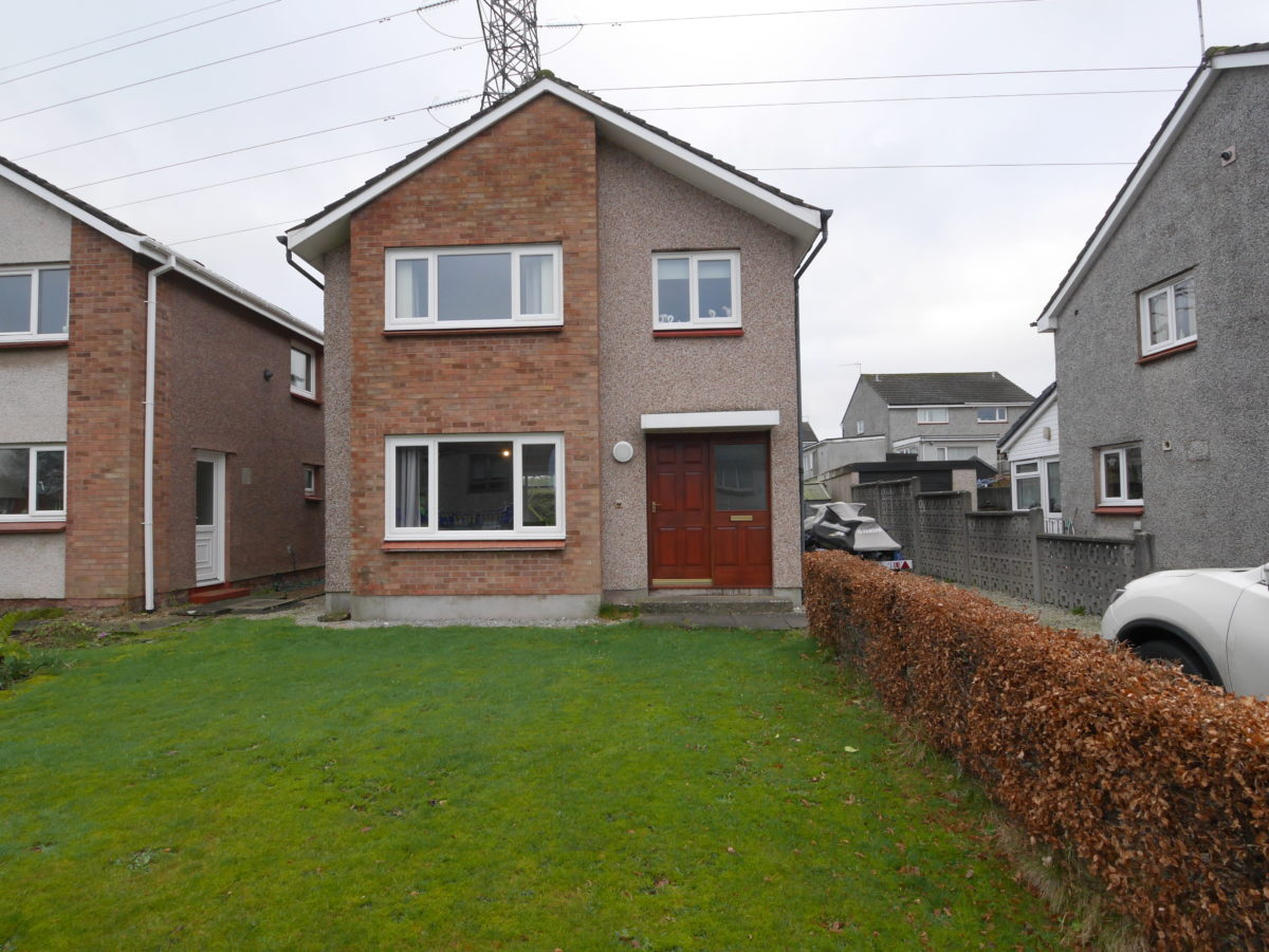 22 Calside Road, Dumfries, DG1 4HA - Braidwoods Solicitors & Estate Agents