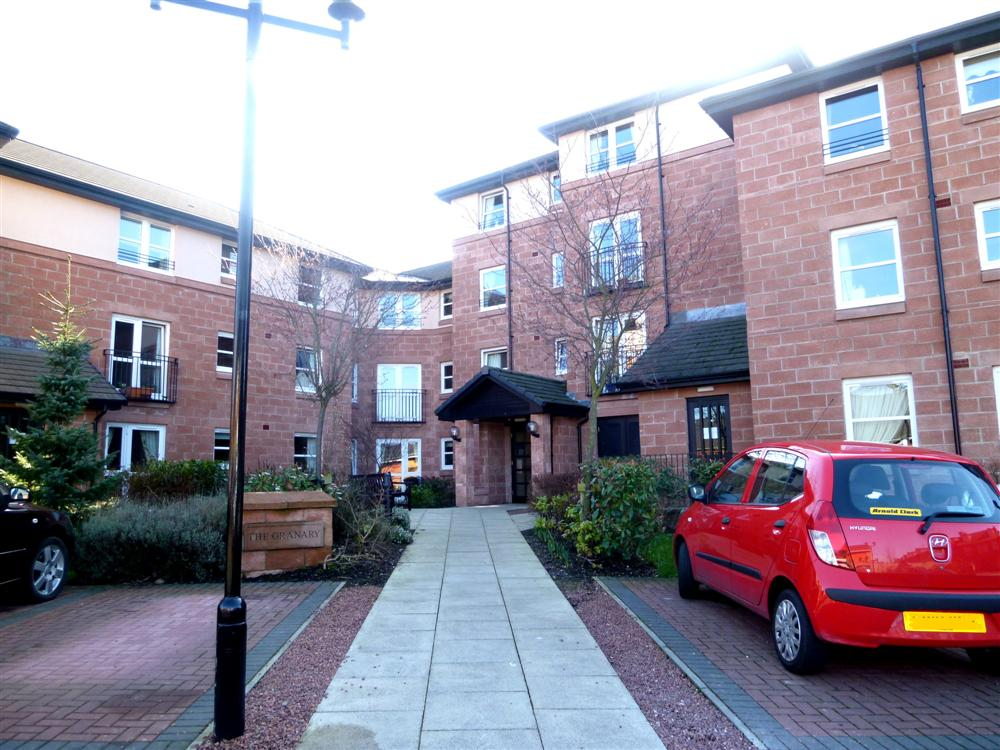 55 The Granary, Glebe Street, Dumfries, DG1 2LU - Braidwoods Solicitors & Estate Agents