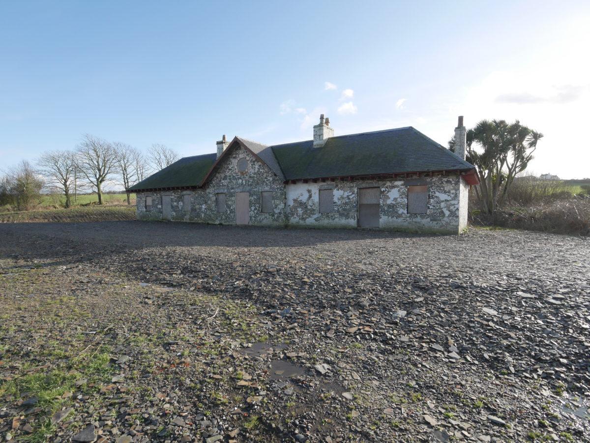 Tile Works Cottage, Port Logan, Stranraer, DG9 9NP - Braidwoods Solicitors & Estate Agents
