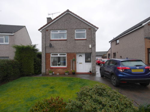 21 Douie Crescent, Dumfries, DG1 4DB - Braidwoods Solicitors & Estate Agents
