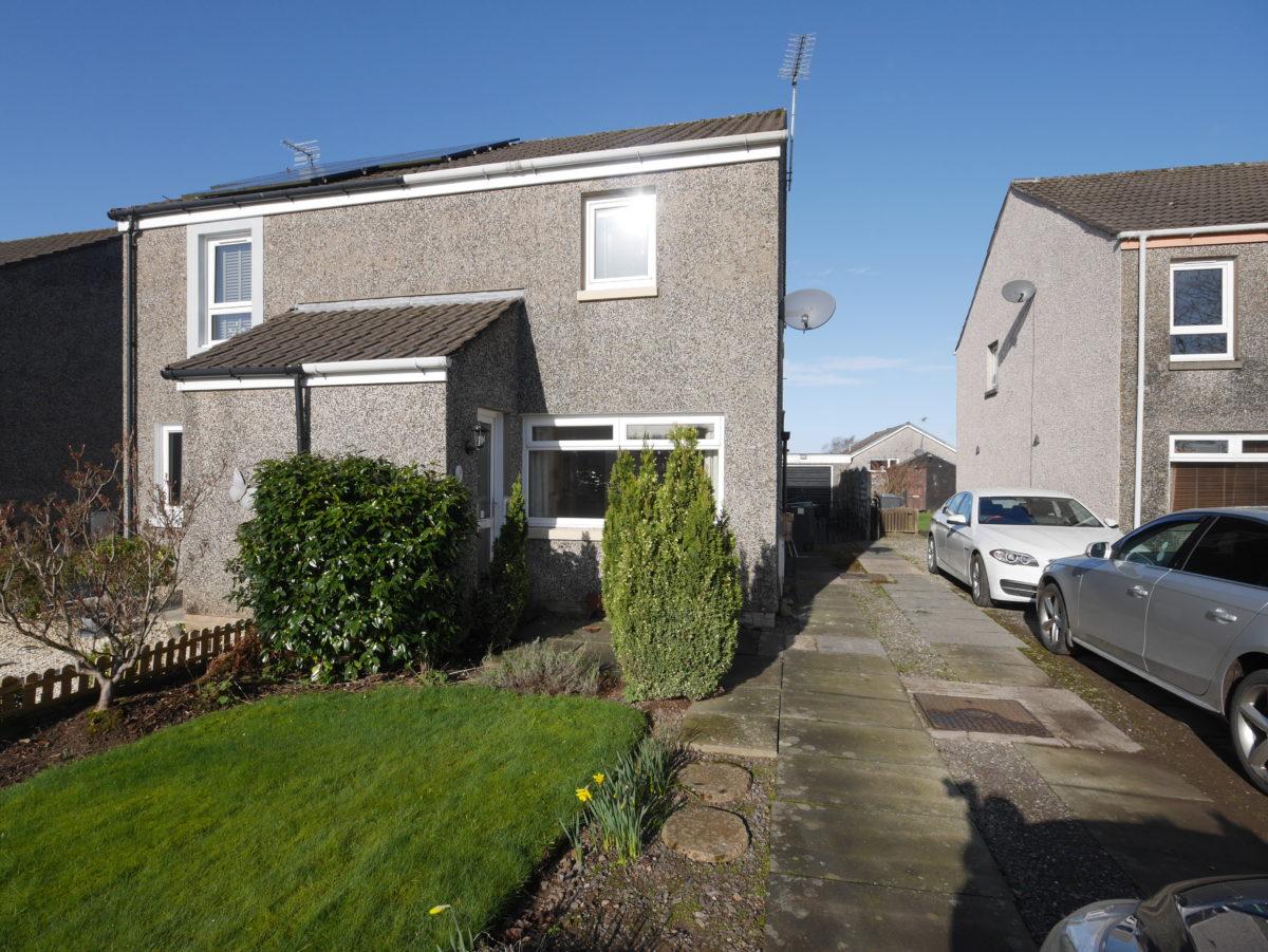 36 Makbrar Road, Dumfries, DG1 4BA - Braidwoods Solicitors & Estate Agents
