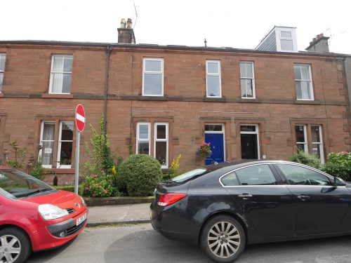 9 Rosemount Street, Dumfries, DG2 7AF - Braidwoods Solicitors & Estate Agents