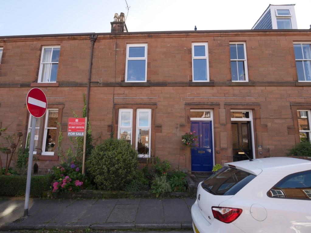 9 Rosemount Street, Dumfries, DG2 7AF - Braidwoods Solicitors & Estate Agents