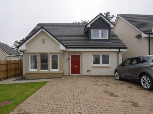 29 Eric Ross Way, Cumnock, KA18 1FH - Braidwoods Solicitors & Estate Agents