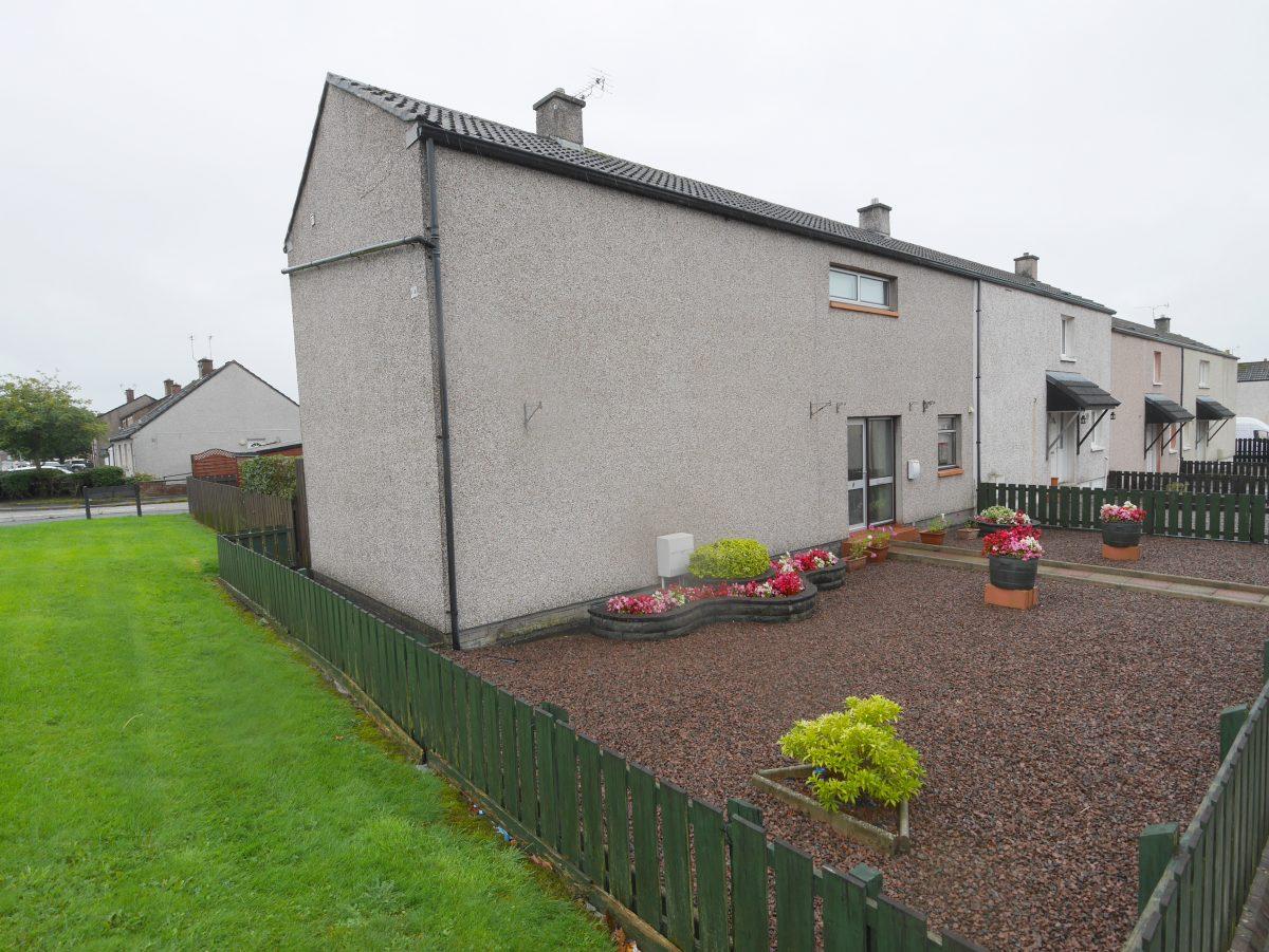 4 Rashgill, Locharbriggs, Dumfries, DG1 1QJ - Braidwoods Solicitors & Estate Agents