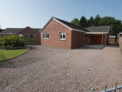 7 Woodside Avenue, Clarencefield, Dumfries, DG1 4GD - Braidwoods Solicitors & Estate Agents