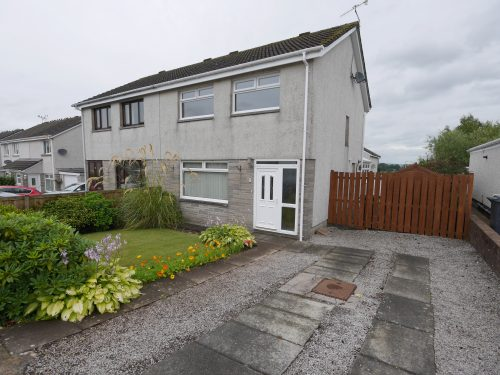 9 Beeches Avenue, Cargenbridge, Dumfries, DG2 8LD - Braidwoods Solicitors & Estate Agents