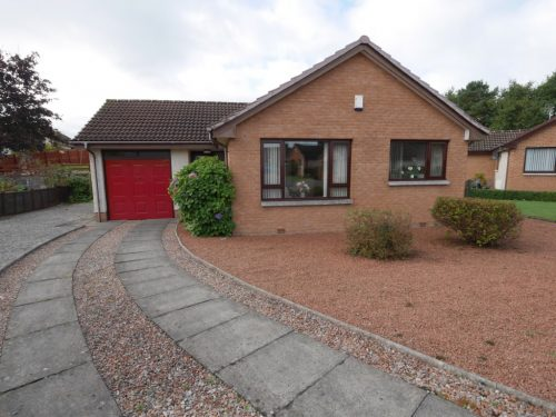 11 Blackley Park Court, Dumfries, DG2 9JL - Braidwoods Solicitors & Estate Agents