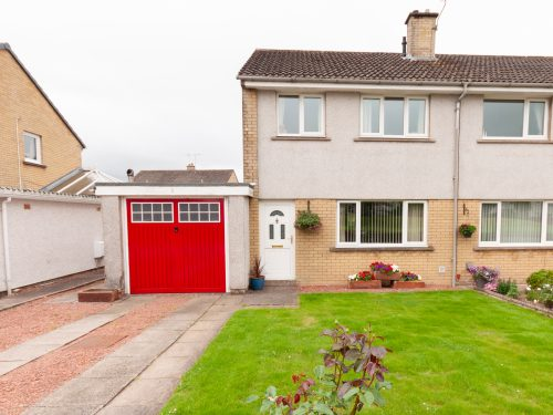 3 Downs Way, Heathhall, Dumfries, DG1 3RE - Braidwoods Solicitors & Estate Agents