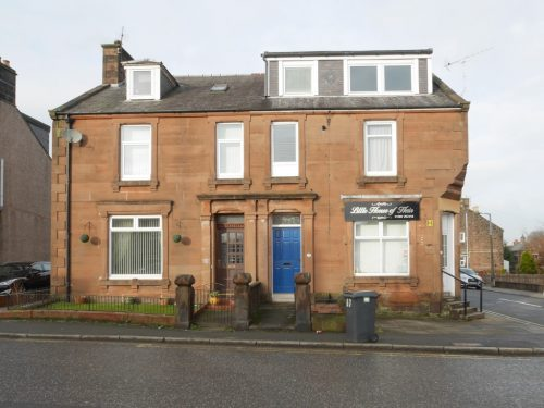 87 Annan Road, Dumfries, DG1 3EG - Braidwoods Solicitors & Estate Agents