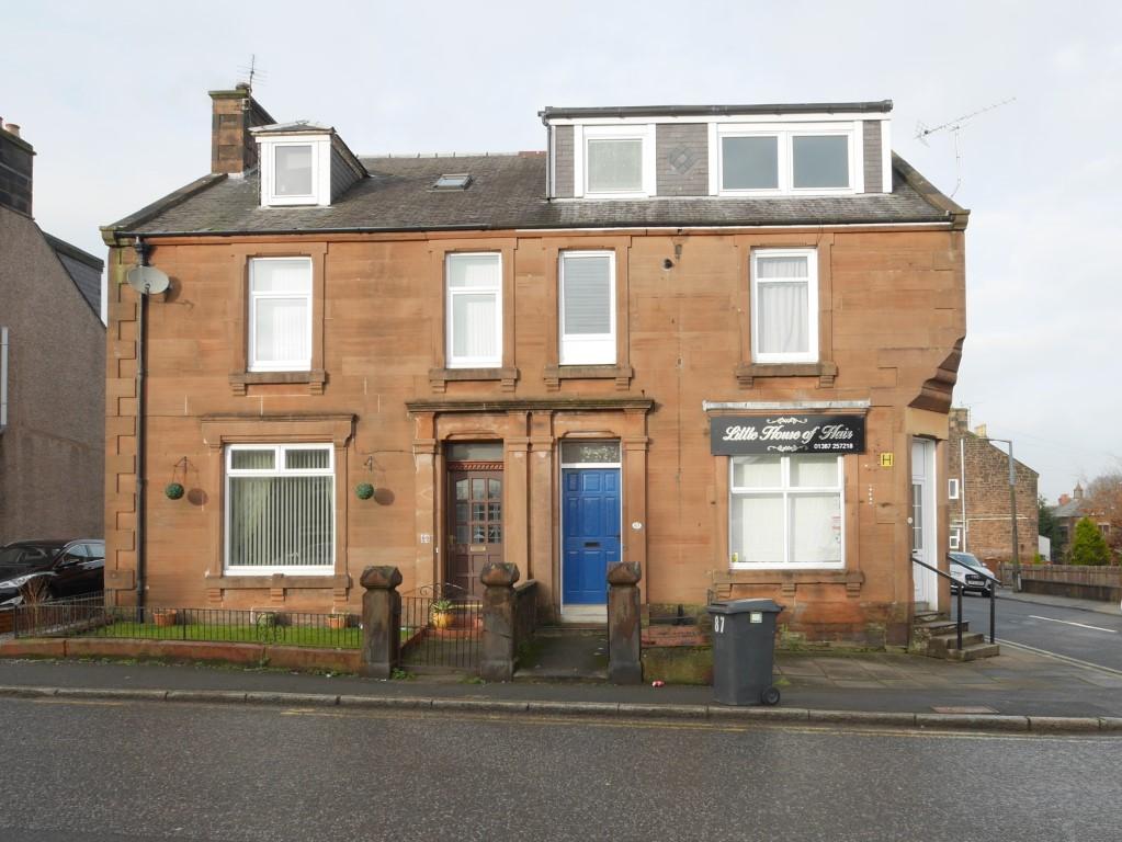 87 Annan Road, Dumfries, DG1 3EG - Braidwoods Solicitors & Estate Agents