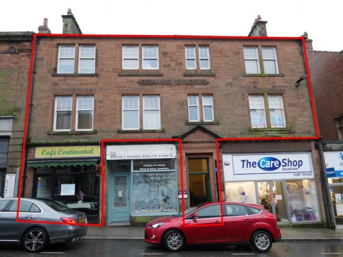 Great King Street, Dumfries, DG1 1BD - Braidwoods Solicitors & Estate Agents