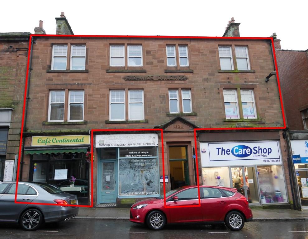 Great King Street, Dumfries, DG1 1BD - Braidwoods Solicitors & Estate Agents