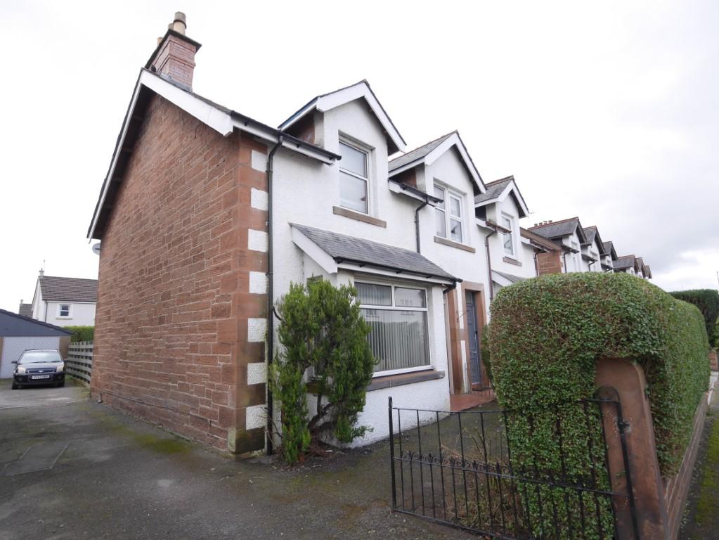 13 Pleasance Avenue, Dumfries, DG2 7JJ - Braidwoods Solicitors & Estate Agents
