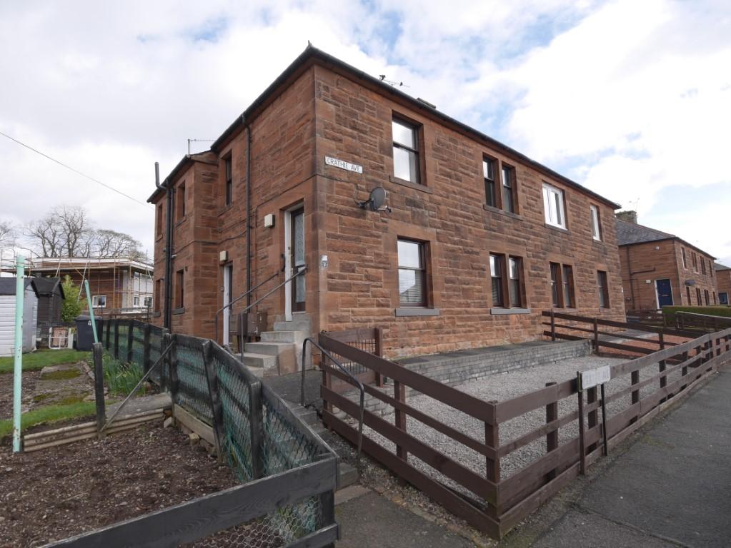 4 Crathie Avenue, Dumfries, DG1 3DN - Braidwoods Solicitors & Estate Agents