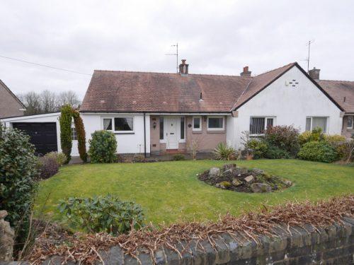 Glenflat, 9 Leonard Crescent, Lockerbie, DG11 2BE - Braidwoods Solicitors & Estate Agents