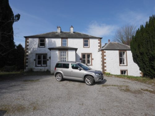 The Manse, Colvend, Dalbeattie, DG5 4QN - Braidwoods Solicitors & Estate Agents