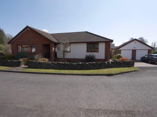 22 Greenwood Close, Moffat, DG10 9BF - Braidwoods Solicitors & Estate Agents