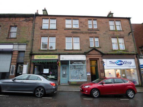 Office Premises, Great King Street, Dumfries, DG1 1BD - Braidwoods Solicitors & Estate Agents
