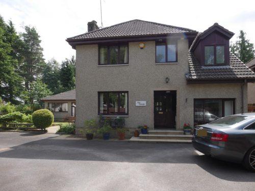 The Grange, Islesteps, Dumfries, DG2 8ES - Braidwoods Solicitors & Estate Agents