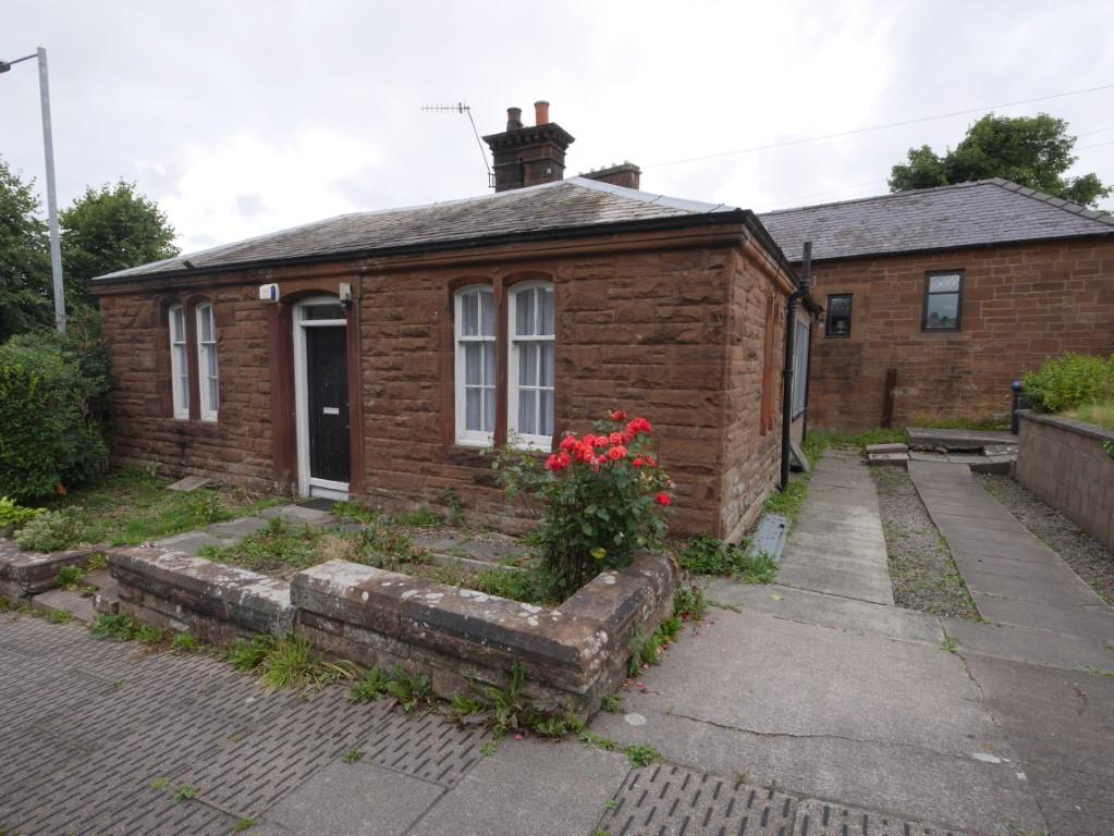 North Lodge, Nithbank, Dumfries, DG1 2RZ - Braidwoods Solicitors & Estate Agents