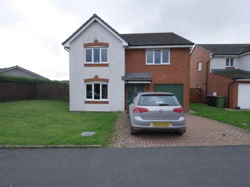 1 Vendace Crescent, Lochmaben, Lockerbie, DG11 1GA - Braidwoods Solicitors & Estate Agents
